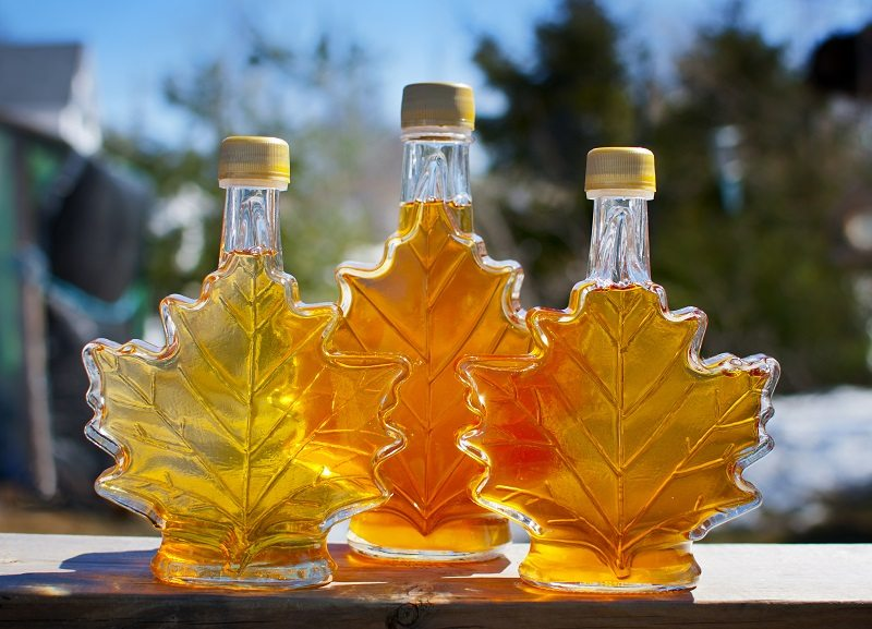 maple syrup vermont