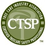 Certified Tree Care Safety Professional Badge