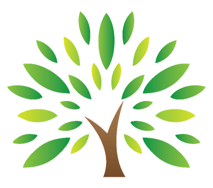 Tree and Leaf Icon